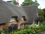 restored English village
